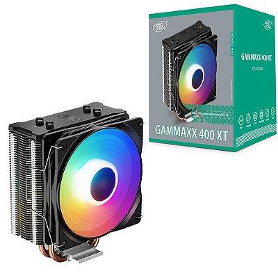 COOLER PARA PROCESSADOR DEEPCOOL INTEL/AMD GAMMAXX 400 XT 120MM PWM FAN - DP-MCH4-GMX400-XT