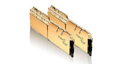 TRIDENT Z ROYAL DDR4-2666 MHZ CL19-19-19-43 1,20 V 64 GB (2 X 32 GB) - F4-2666C19D-64GTRG