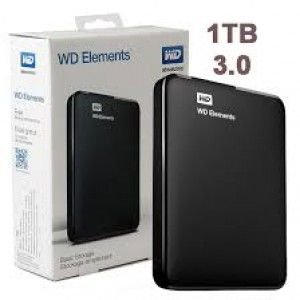 HD EXTERNO WD ELEMENTS 1TB USB 3.0