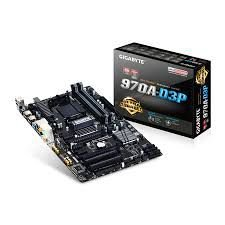 PLACA MÃE 970A-D3P ULTRA DURABLE AM3+ GIGABYTE