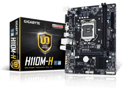 PLACA MÃE H110M-H SOCKET 1151 GIGABYTE