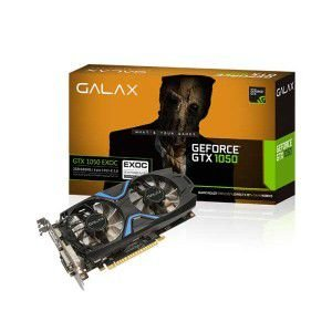 PLACA DE VÍDEO GTX 1050 OC 2GB DDR5 128BITS GALAX