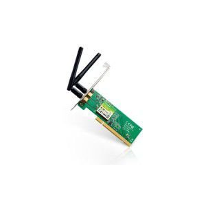 PLACA DE REDE TP-LINK PCI WIRELESS 300MBPS TL-WN851ND
