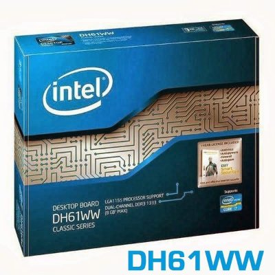 PLACA MÃE DH61WW  SOCKET 1155 INTEL