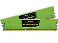 MEMÓRIA 2X4GB DDR3 2133MHZ CORSAIR VENGEANCE
