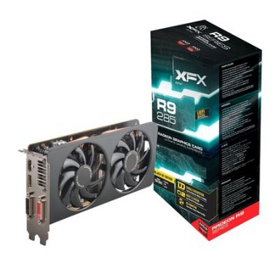 PLACA DE VÍDEO RADEON R9 285 2GB DDR5 256BITS XFX