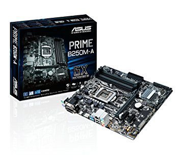 PLACA MÃE B250M A PRIME SOCKET 1151 ASUS