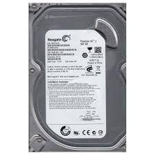 DISCO RÍGIDO 500GB SATA II SEAGATE 5900RPM