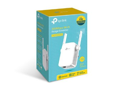 EXTENSOR TP-LINK WIRELESS 300MBPS - TL-WA855RE