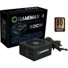FONTE DE ALIMENTAÇÃO ATX 500W REAIS GAMEMAX