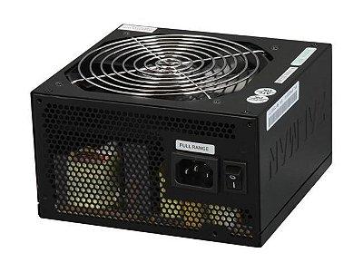 FONTE DE ALIMENTAÇÃO ATX 550W REAIS ZALMAN - ZM500-RS