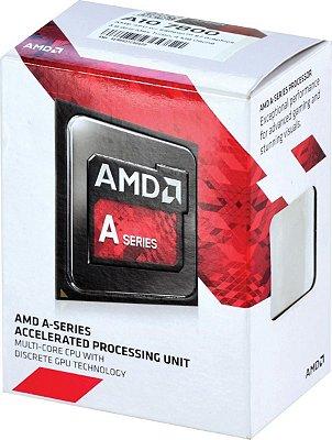 PROCESSADOR AMD A10 7800 3.9GHZ 4MB SOCKET FM2