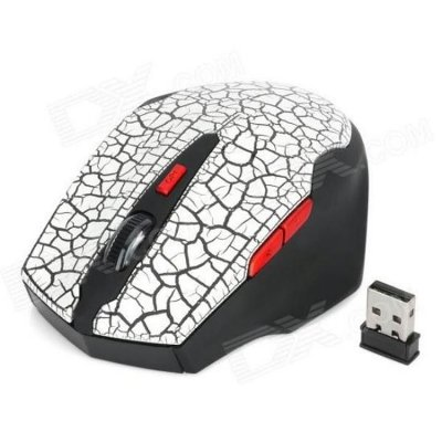 MOUSE WIRELESS 6 BOTÕES MAXXTRO