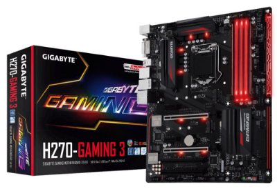 PLACA MÃE H270 GAMING 3 SOCKET 1151 ASUS