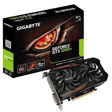 PLACA DE VÍDEO GTX 1050TI 4GB DDR5 128BITS GIGABYTE