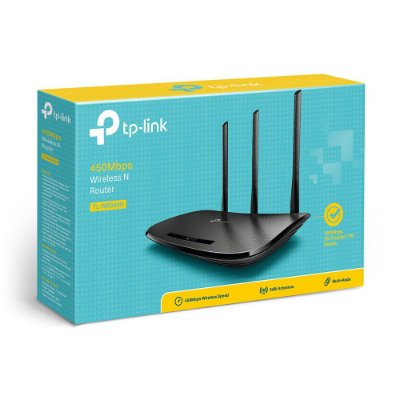 ROTEADOR WIRELESS TP-LINK 450MBPS TL-WR940N