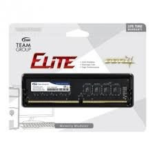 MEMÓRIA 4GB DDR4 2400MHZ TEAM GROUP ELITE