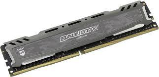 MEMÓRIA 16GB DDR4 2666MHZ  BALLISTIX SPORT
