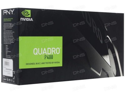 PLACA DE VÍDEO QUADRO P400 2GB DDR5 64BITS PNY