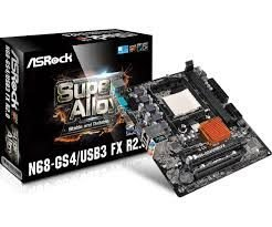 PLACA MÃE N68-GS4/USB3 FX R2.0 SOCKET AM3+ ASROCK