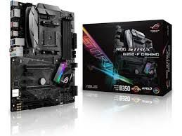 PLACA MÃE B350-F GAMING STRIX SOCKET AM4 ASUS