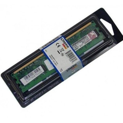 MEMÓRIA 4GB DDR3 1600MHZ KINGSTON
