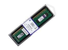 MEMÓRIA 8GB DDR3 1600MHZ KINGSTON