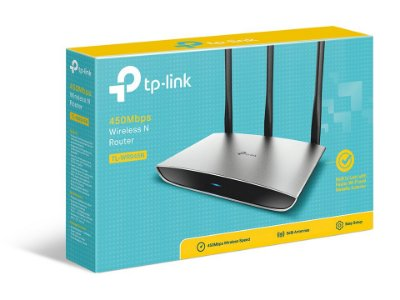 ROTEADOR WIRELESS TP-LINK 450MBPS TL-WR945N