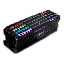 MEMÓRIA 2X8GB DDR4 3000MHZ CORSAIR VENGEANCE RGB