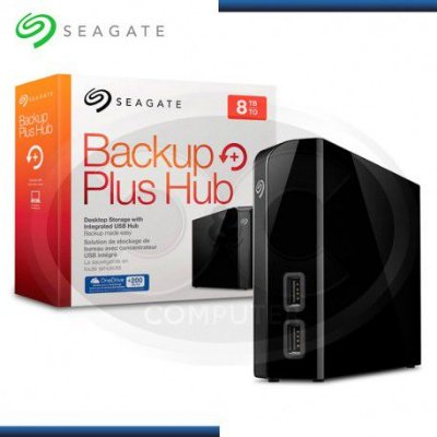HD EXTERNO SEAGATE BACKUP PLUS 8TB USB 3.0