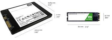 SSD 240GB M.2 WD -  545MB/S