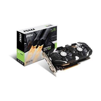 PLACA DE VÍDEO GTX 1060 3GB DDR5 192BITS MSI