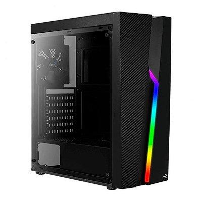 COMPUTADOR I3 9100F, 8GB DDR4, SSD 240GB, RX 570 4GB E FONTE 500W 80 PLUS