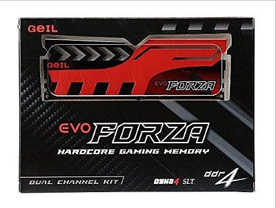 MEMÓRIA 2X16GB DDR4 2133MHZ GEIL EVO FORZA