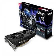 PLACA DE VÍDEO RX 580 4GB DDR5 256BITS SAPPHIRE