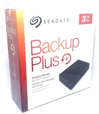 HD EXTERNO SEAGATE BACKUP PLUS 3TB USB 3.0