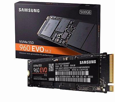 SSD 500GB M.2 960 SAMSUNG EVO 3,200MB/S