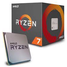 PROCESSADOR AMD RYZEN 7 2700X 3.7GHZ 20MB SOCKET AM4
