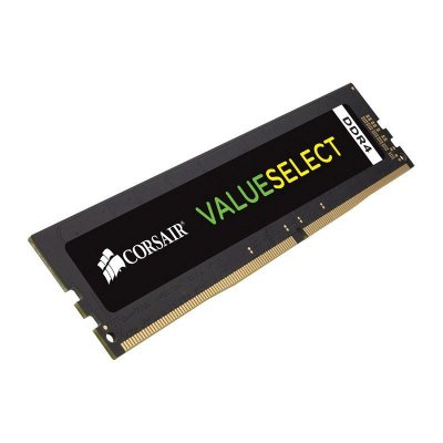 MEMÓRIA 16GB DDR4 2666MHZ CORSAIR VALUESELECT - CMV16GX4M1A2666C18
