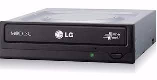 GRAVADOR DE DVD LG - SATA