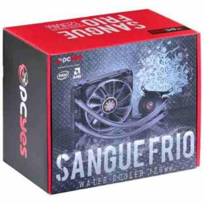 WATER COOLER PCYES SANGUE FRIO 120MM
