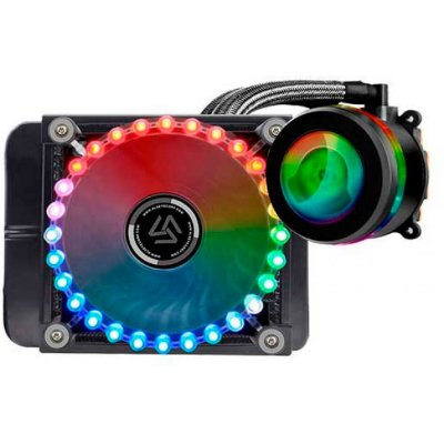 WATER COOLER ALSEYE REACTOR 120MM RAINBOW