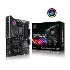 PLACA MÃE B450-F GAMING ROG STRIX SOCKET AM4 ASUS