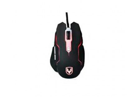 MOUSE GAMER FALCON SEVERUS STD RGB 2500DPI