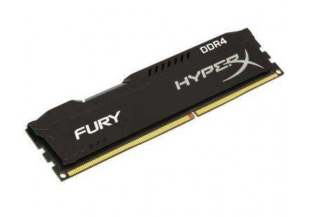 MEMÓRIA HYPERX FURY DDR4 16GB 2400MHZ