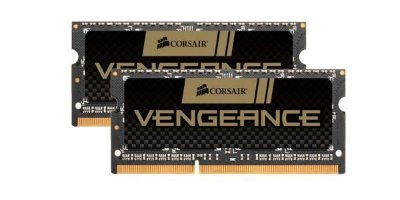 KIT MEMÓRIA CORSAIR VENGEANCE 16GB 1600 MHZ - NOTEBOOK