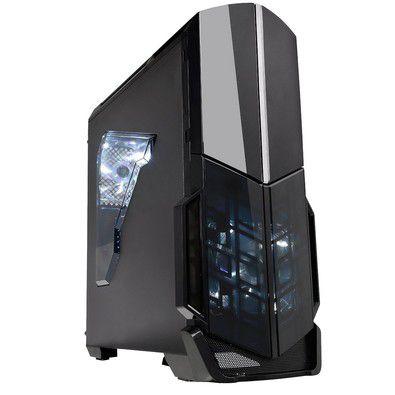 COMPUTADOR GAMER I5 3,1GHZ - 8GB RAM - SSD 240GB - GABINETE + 3 COOLERS - GTX 1050 2GB