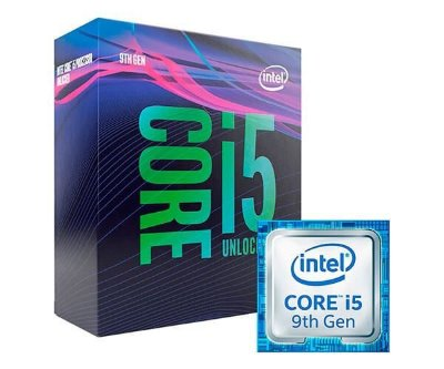 PROCESSADOR INTEL CORE I5-9600K COFFEE LAKE LGA1151 3.70GHZ CACHE 9MB