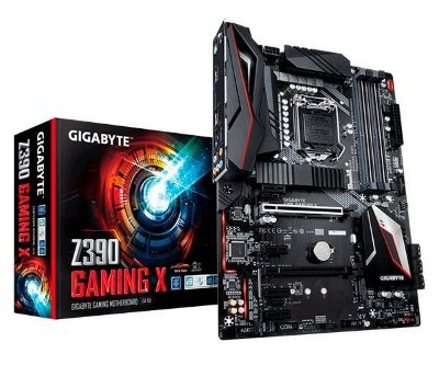 PLACA MAE GIGABYTE Z390 GAMING X, LGA 1151 CHIPSET INTEL Z390