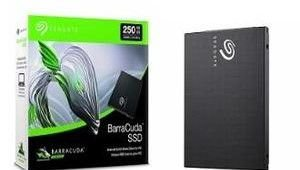 SSD SEAGATE BARRACUDA 250GB, 560MB/S - STGS250401